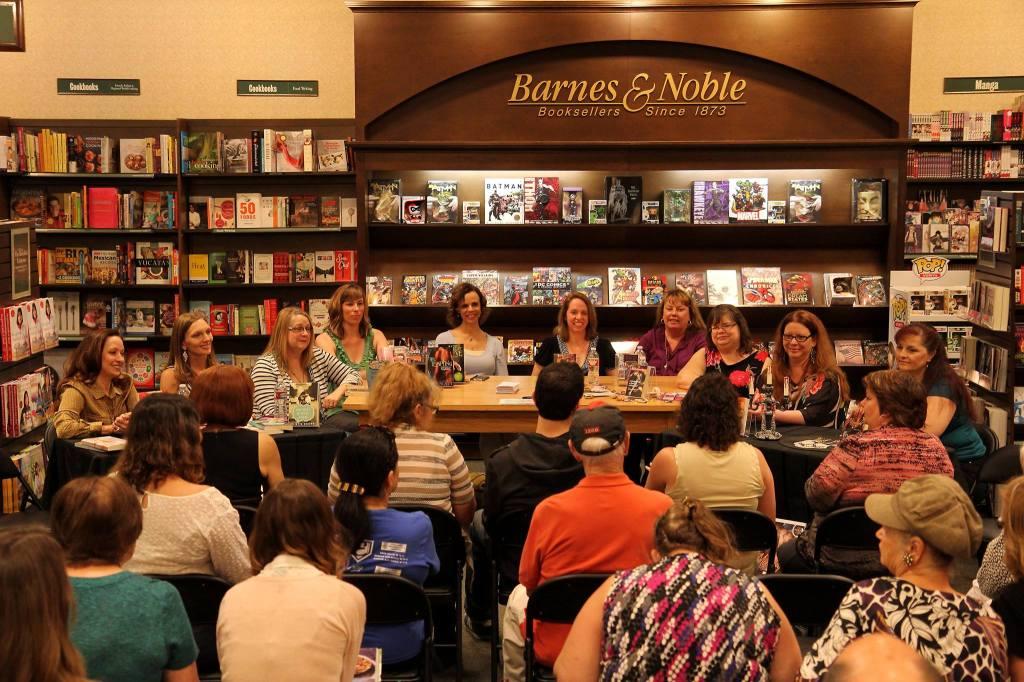 Romance Author Panel